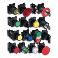 WEG Push Buttons and Pilot Lights