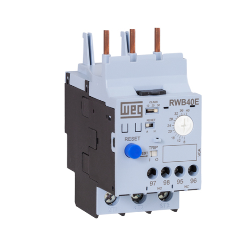 RWE Solid State Overload Relay